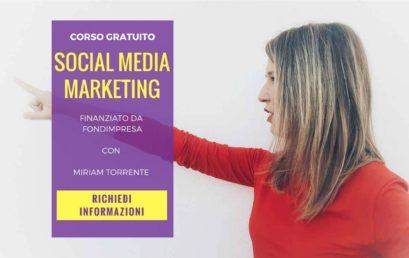 Corso gratuito di Social Media Marketing