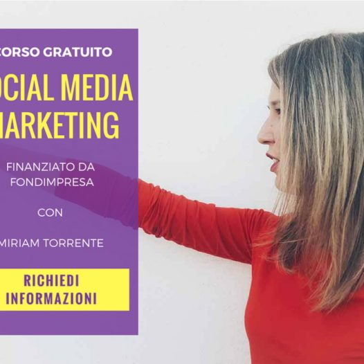 Corso gratuito di Social Media Marketing